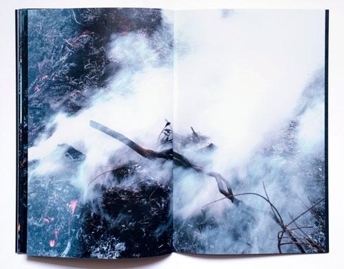 Construire un feu © Marine Lanier
